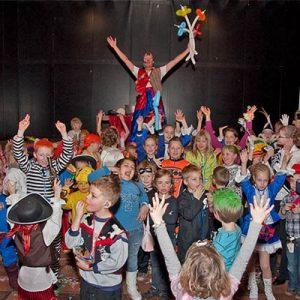 carnaval kindershow