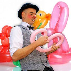 Sint's Ballonnenshow